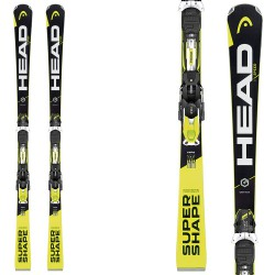 Ski Head i.Supershape Speed + bindings PRX12
