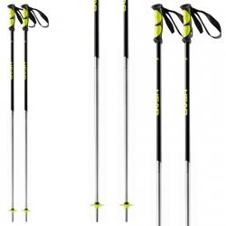 Bâtons ski Head Multi S noir-jaune