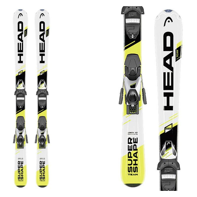 Ski Head Supershape Team SLR2 + bindings SLR 4.5