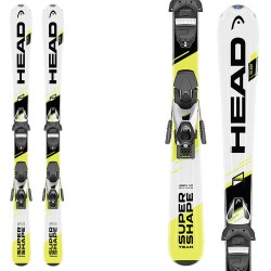 Ski Head Supershape Team SLR2 + fixations SLR 4.5 (117-127)