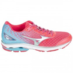 Running shoes Mizuno Wave Rider 19 Woman