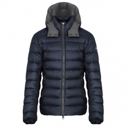 Down jacket Colmar Originals Empire Man blue-grey