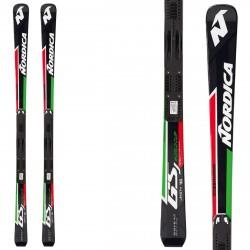 Ski Nordica Dobermann GSJ plate + fixations Xcell 12