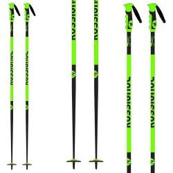 Bastones esquí Rossignol Stove verde