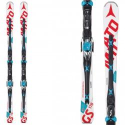 Esquí Atomic Redster Doubledeck GS + fijaciones X 12 Tl