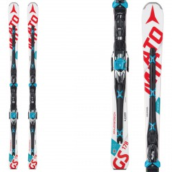 Ski Atomic Redster Doubledeck GS + bindings X 12 Tl