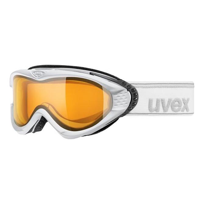 Maschera sci Uvex Onyx bianco