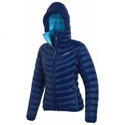 Chaqueta de pluma montañismo C.A.M.P. Ed Protection Mujer azul