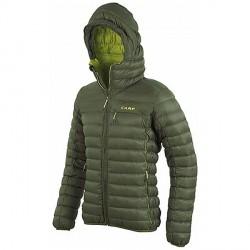Piumino alpinismo C.A.M.P. Ed Protection verde militare-verde