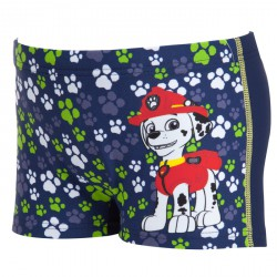 Costume-short Arena Paw Marshall navy multicolor