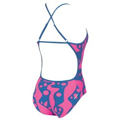 Swimsuit Arena Arlequim Woman multicolor