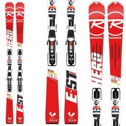 Ski Rossignol Hero Elite St + fixations Axium 120 Tpi2 B80