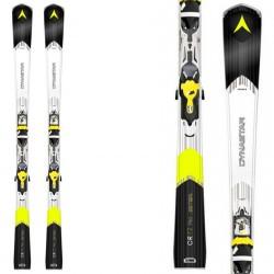 Ski Dynastar Cr 72 Pro Xpress + fixations X-press 11 B93