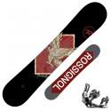 Snowboard Rossignol Circuit Amptek + attacchi Battle V1 m/l