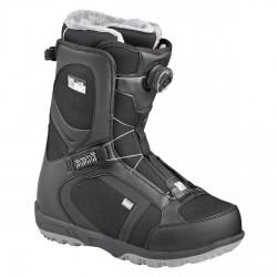 Chaussures snowboard Head Scout Pro Boa noir
