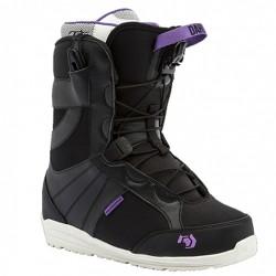 Chaussures snowboard Northwave Dahlia noir