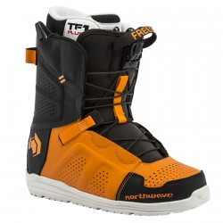 Scarpe snowboard Northwave Freedom arancione