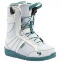 Scarpe snowboard Northwave Dahlia bianco-verde