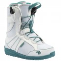 Snowboard boots Northwave Dahlia white-green