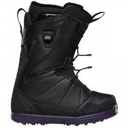 Botas snowboard Thirtytwo Lashed negro-violeta