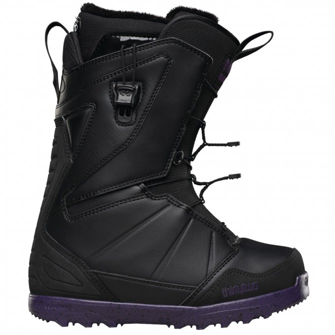 Scarpe snow Thirtytwo Lashed nero