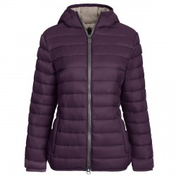 Down jacket Invicta Woman purple