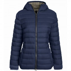Down jacket Invicta Woman blue