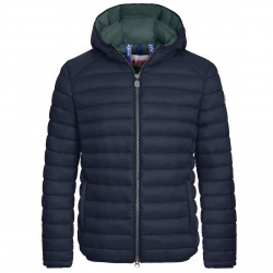 Down jacket Invicta Man blue