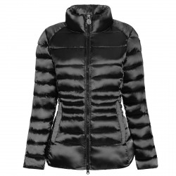 Satin down jacket Invicta Woman black