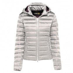 Down jacket Ciesse Aghata Woman silver