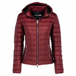 Down jacket Ciesse Aghata Woman burgundy