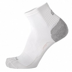 running socks Mico Argento Light