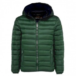 Down jacket Ciesse Franklin Junior green (10-16 years)