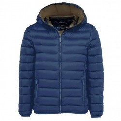 Down jacket Ciesse Franklin Junior blue-grey (10-16 years)