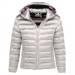 Down jacket Ciesse Aghata Girl silver (10-16 years)