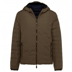 Down jacket Ciesse Henry Man brown