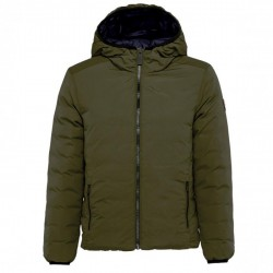 Down jacket Ciesse Henry Junior green (10-16 years)