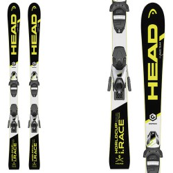 Ski Head WC iRace Team SW SLR II + bindings Slr 7.5 BR 78