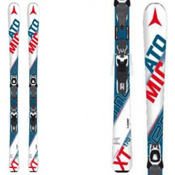Ski Atomic F6 Performer Xt Fibre + fixations E Lithium 10