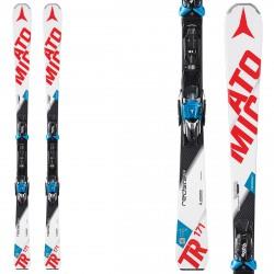 Esquí Atomic Redster TR + fijaciones X 12 TL