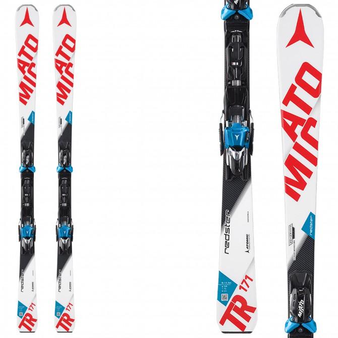Ski Atomic Redster TR + Bindings X 12 TL