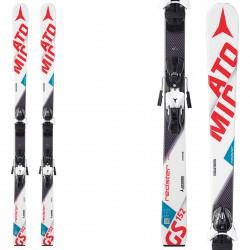 Esquí Atomic Redster Fis Gs Jr + fijaciones Z12