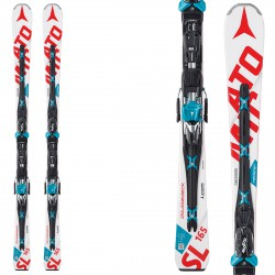 Ski Atomic Redster Doubledeck 3.0 SL Mtl + bindings X 12 Tl Ome