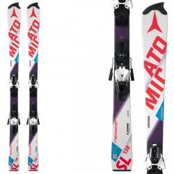 Esquí Atomic Redster Fis SL Jr + fijaciones Z10