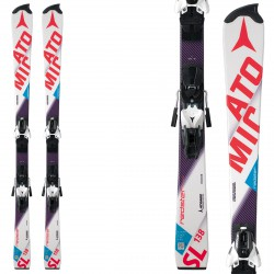 Ski Atomic Redster Fis SL Jr + fixations Z10