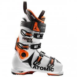 Scarponi sci Atomic Hawx Ultra 130 bianco-arancio-nero