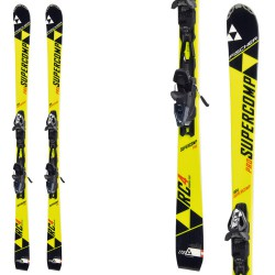 Ski Fischer RC4 Supercompetition Pro + bindings Rs 10 Powerrail Br 78