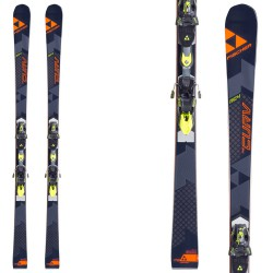 Ski Fischer RC4 The Curv CB + bindings Rc4 Z13 FF