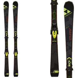 Ski Fischer RC4 The Curv TI + fixations RC4 Z1 Powerrail br 78