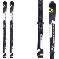 Ski Fischer Progressor F16 + fixations Rs 10 Powerrail Br 78